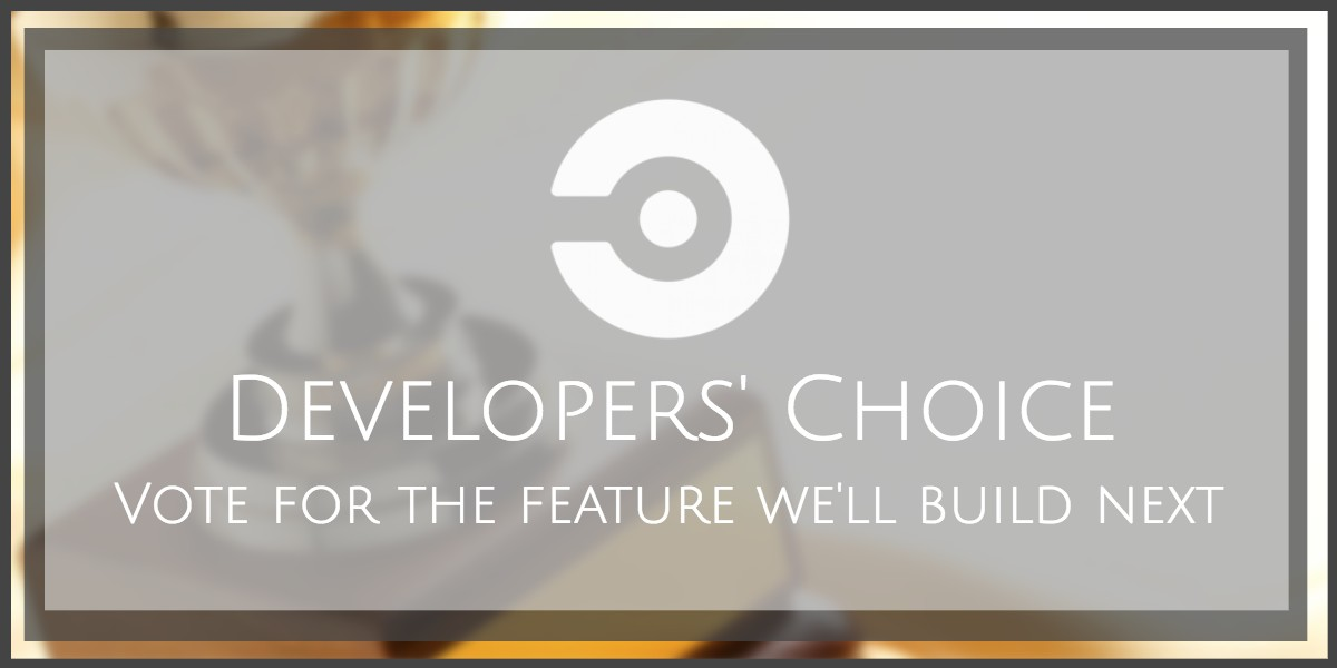 Developers' Choice